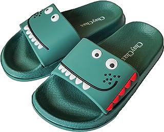ChayChax Zapatillas de Baño para Niños Ligero Bañarse Chanclas de Casa Suave Zapatos de Playa y Piscina para Niña Niño