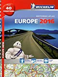 Michelin Europe 2016 Atlas (Michelin Tourist and Motoring Atlas)