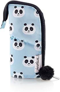 Miquelrius – Pencil Case Polyester Zip Closure Jordi Labanda Panda