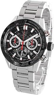 タグホイヤー カレラ ホイヤー02 クロノグラフ 腕時計 メンズ TAG Heuer CBG2010.BA0662[並行輸入品]