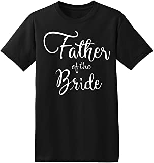 Elephield Father of The Bride Wedding Celebration Ceremony Party Men's T-Shirt