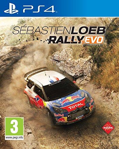 PS4 Sebastien Loeb Rally Evo UK Import auf deutsch spielbar