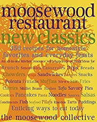 Moosewood Restaurant New Classics. One of their best. Great comfort food recipes.