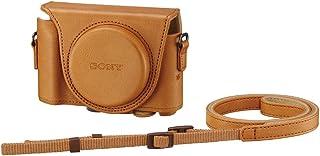 索尼 Sony 数码相机套保护套浅棕色 LCJ - Hwa Tic