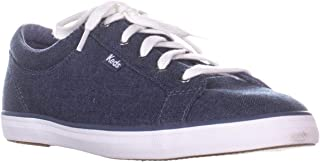 Keds Maven Lace Up Sneakers, Brush Woven Blue