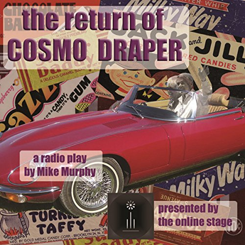 The Return of Cosmo Draper audiobook cover art