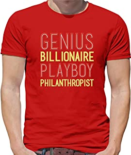 a genius billionaire playboy philanthropist