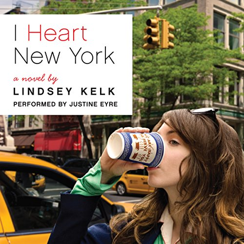 I Heart New York: A Novel audiobook cover art