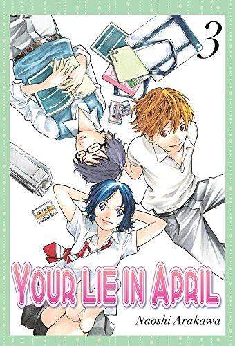 Your Lie in April, Vol. 3