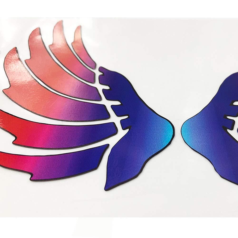 ArtiSafe Mechanisic Holic Rainbow Bumper Stickers