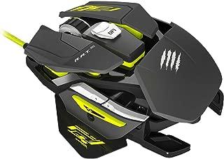 Mad Catz R.A.T. PRO S Gaming Mouse for PC (MCB4372200A6/04/1)