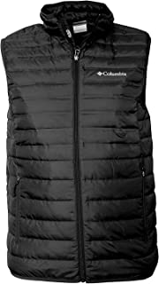 Columbia Men's MoKay Lake Lightweight Down Vest