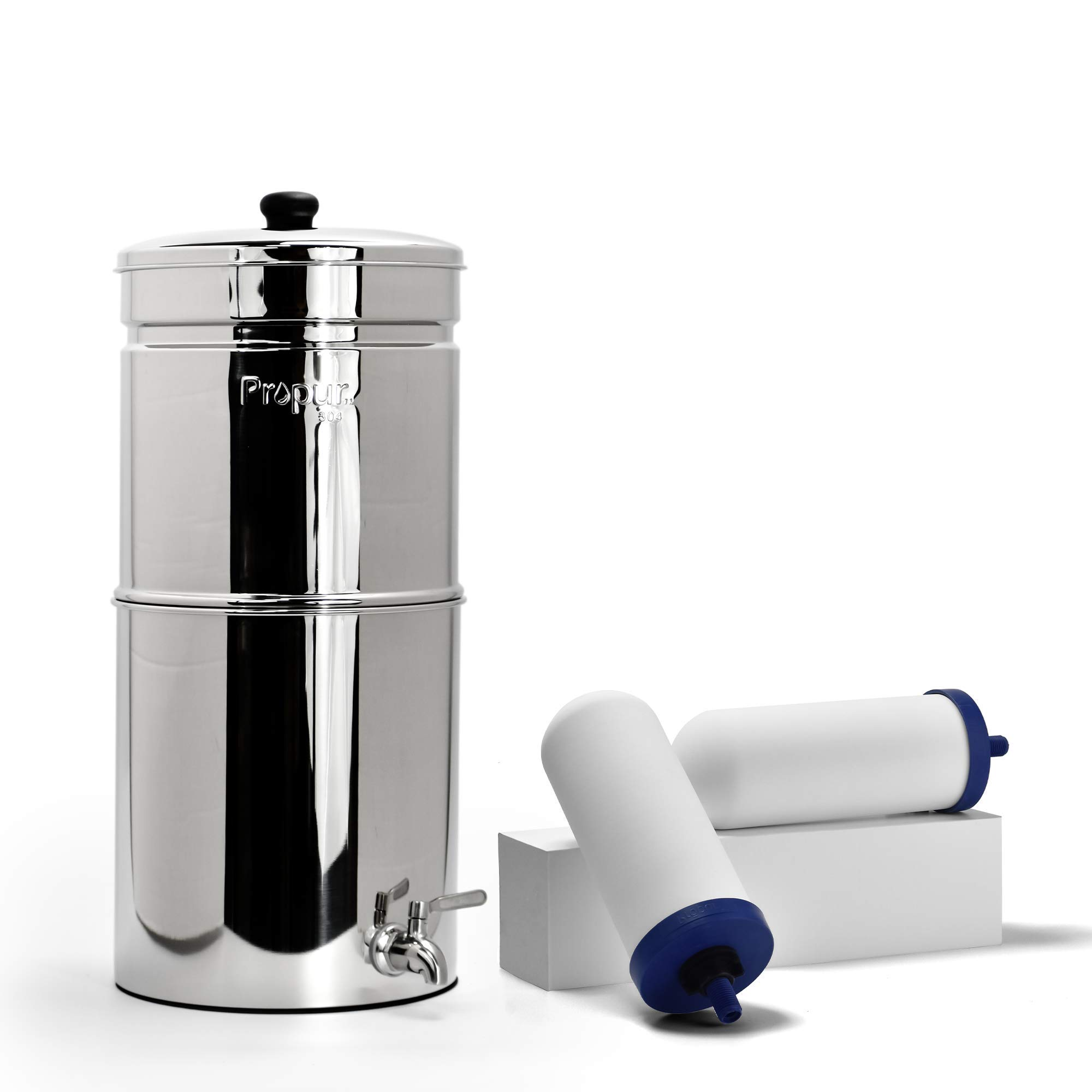 Propur Countertop Gravity Filter System