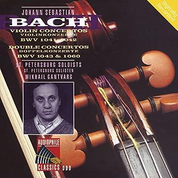 Bach: Violin Concertos - Double Concertos