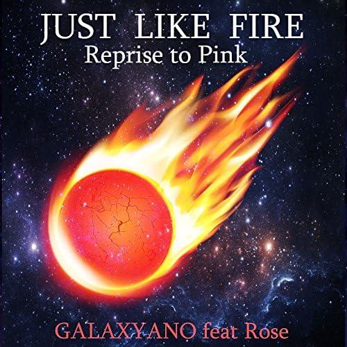 Galaxyano feat. Rose