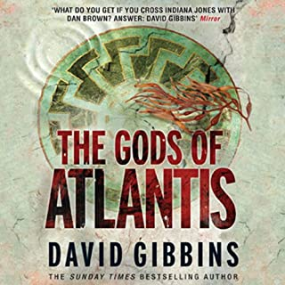 The Gods of Atlantis                   By:                                                                                                                                 David Gibbins                               Narrated by:                                                                                                                                 Jonathan Keeble                      Length: 15 hrs and 36 mins     75 ratings     Overall 3.4