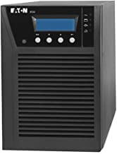 Eaton PW9130L1500T-XL 9130 tower UPS. 1500 VA / 1350W, 120V, 5-15P input, (6) 5-15R output