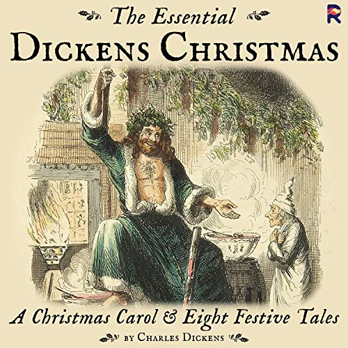 The Essential Dickens Christmas cover art