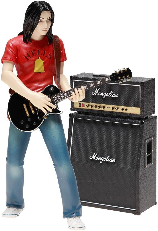 BECK Guitar Collection Ryusuke & Guitar Amplifier Special (PVC Figure)