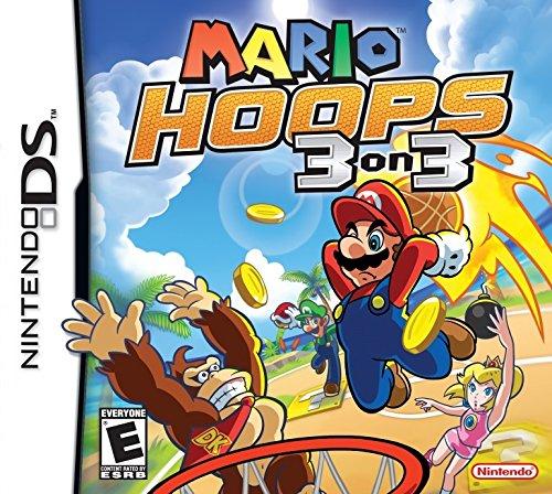 Mario Hoops 3-on-3 - Wii U [Digital Code]