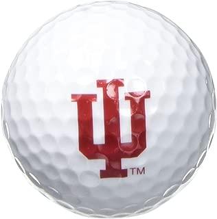 Team Effort Indiana Hoosiers Golf Ball 3 Pack