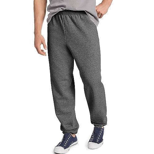 c45f4b79db4 Hanes Men's EcoSmart Fleece Sweatpant