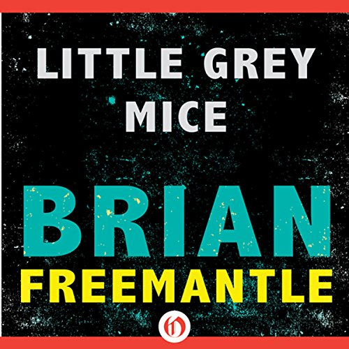Little Grey Mice audiobook cover art