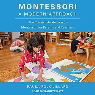 Montessori: A Modern Approach audiobook cover art