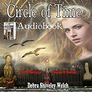 Circle of Time audiobook cover art