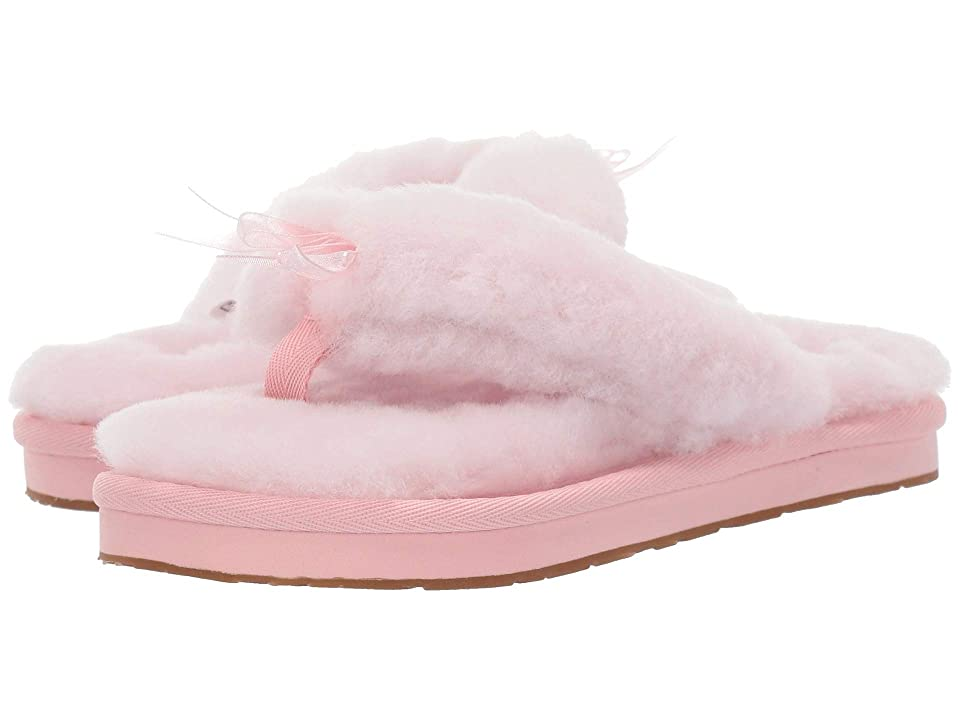 UGG Fluff Flip Flop III (Seashell Pink) Women