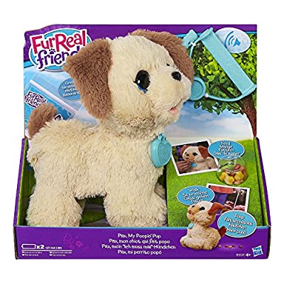 Hasbro Furreal Friends Pax/My Poopin Pup Toy