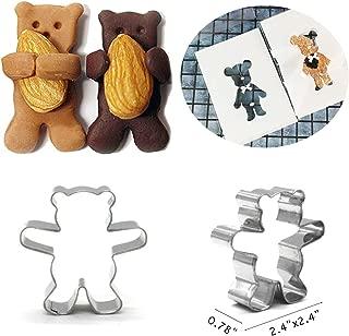 Best teddy bear biscuit cutter Reviews