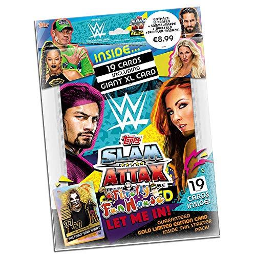 Topps WWE Slam Attax Reloaded 2020 - Starterpack