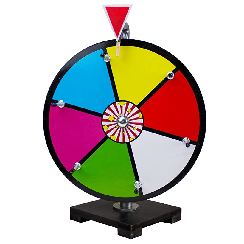 12 Inch Color Dry Erase Prize Wheel By Midway Monsters