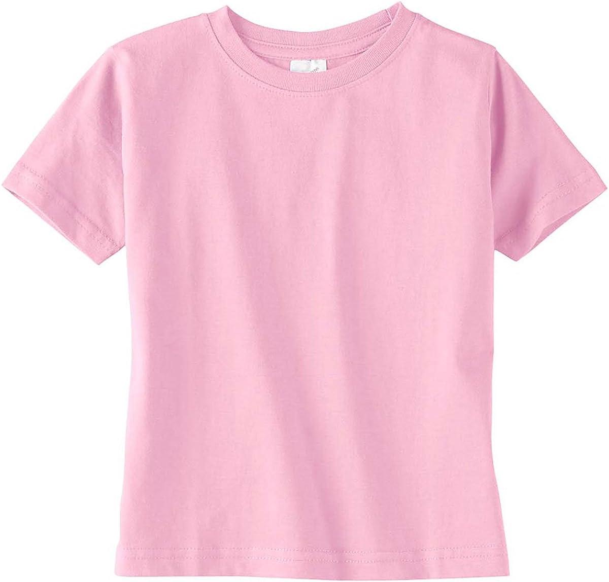 RABBIT SKINS Toddler's 4.5 oz. Fine Jersey T-Shirt