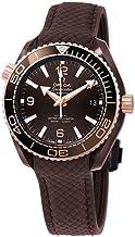 Omega Seamaster Planet Ocean 215.62.40.20.13.001 - Reloj automático para Hombre, Esfera marrón