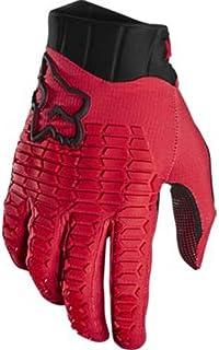 Fox Racing Defend Glove - Men`s Bright Red, XL
