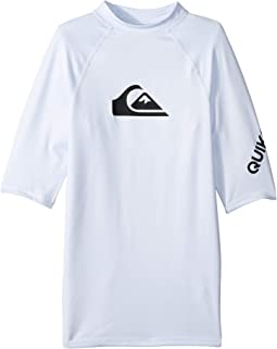 All Time Short Sleeve Rashguard (Big Kids)