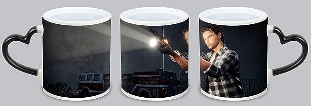 Alan Wake's American Nightmare Photo Mug Customizable Ceramic Perfect Personalized Gift