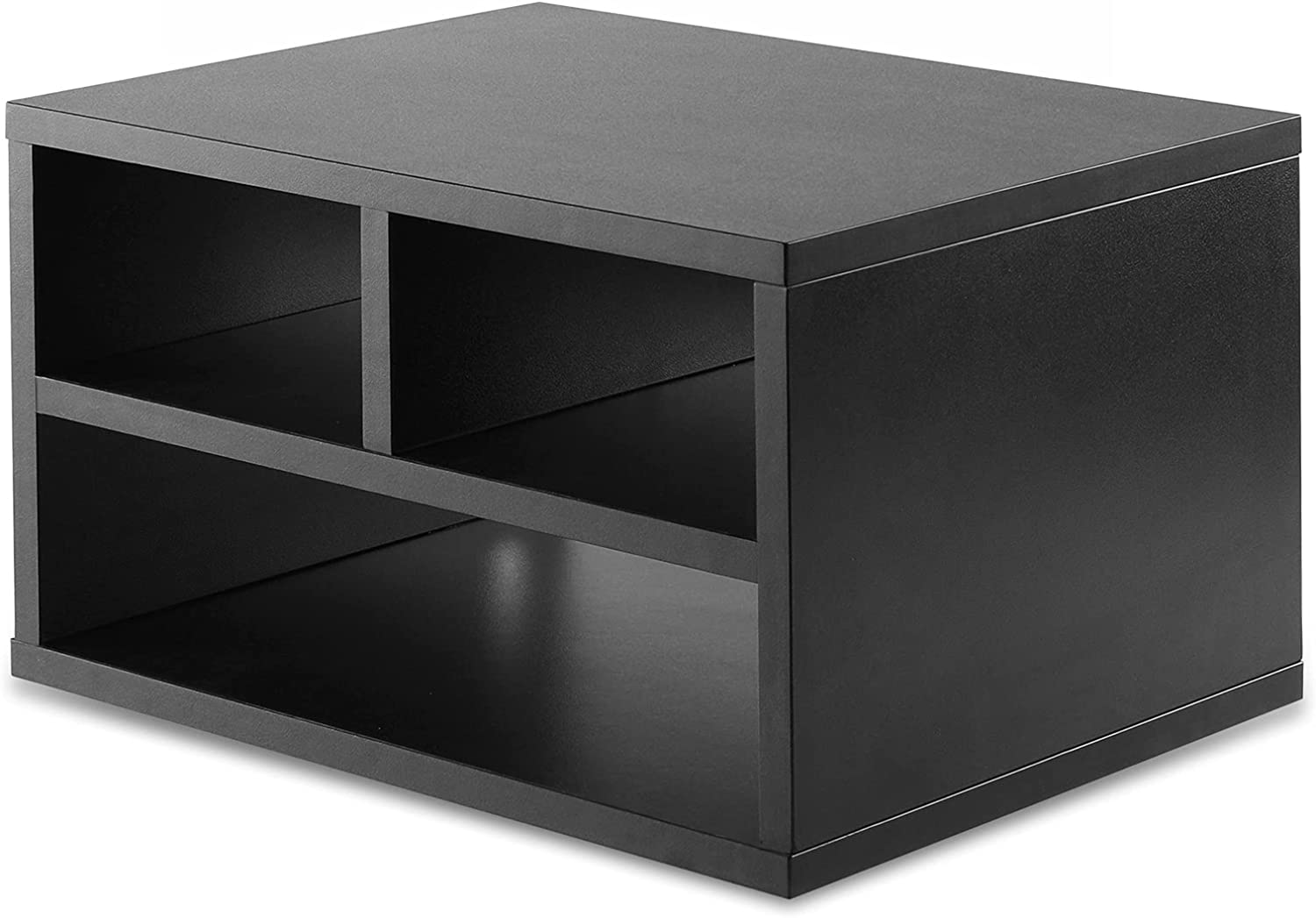 Printer Stand - Desktop Stand for Printer, Printer Stand for Desk with Storage File Cabinet for Home Office by AMERIERGO