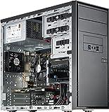Supermicro SuperChassis ds3a-261b Mini-Tower 260W Black Computer Hülle–Computer Hülles (Mini-Tower, PC, Black, BSMI, CCC, CE/EMC, TUV/CB, UL/cUL, 80Plus Bronze, 260W, Top)