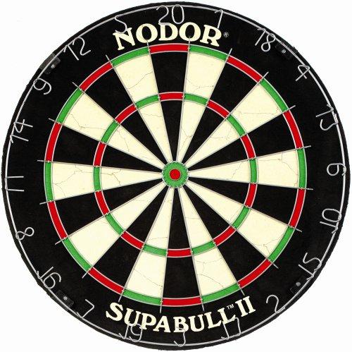Nodor Supabull II Bristle Dartboard