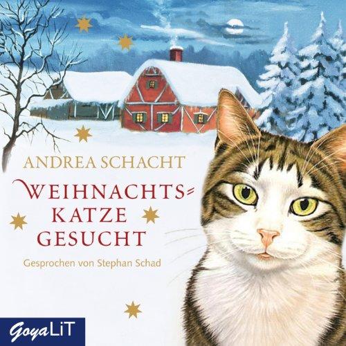 Weihnachtskatze gesucht Titelbild