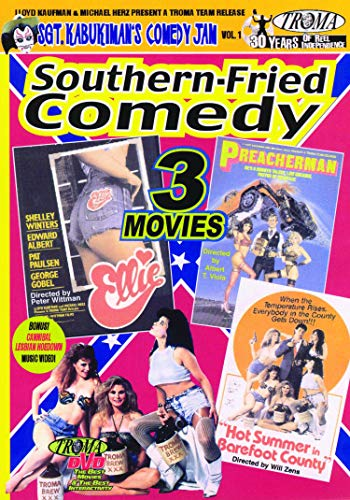 Kabukimans Comedy Jam 1: Southern Fried Comedy [Reino Unido] [DVD]
