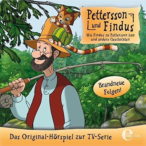 Wie Findus zu Pettersson kam und andere Geschichten (Pettersson und Findus) Titelbild