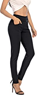 Dress Pants for Women Comfort Stretch Slim Fit Leg Skinny...