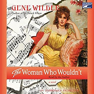The Woman Who Wouldn't audiobook cover art