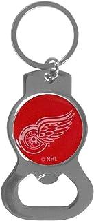 Siskiyou Sports NHL Fan Shop Detroit Red Wings Flaschenöffner, Schlüsselanhänger, Einheitsgröße, Teamfarbe