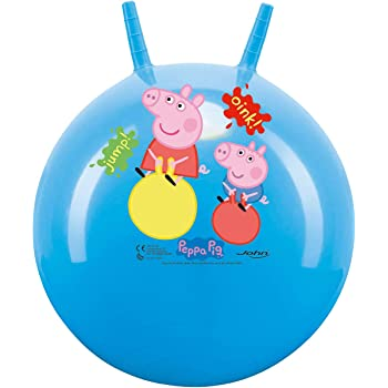 John KANGURO Peppa Pig, Color Azul (59575): Amazon.es: Juguetes y ...