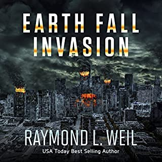 Invasion     Earth Fall Series, Book 1              Written by:                                                                                                                                 Raymond L. Weil                               Narrated by:                                                                                                                                 Liam Owen                      Length: 10 hrs and 45 mins     1 rating     Overall 1.0